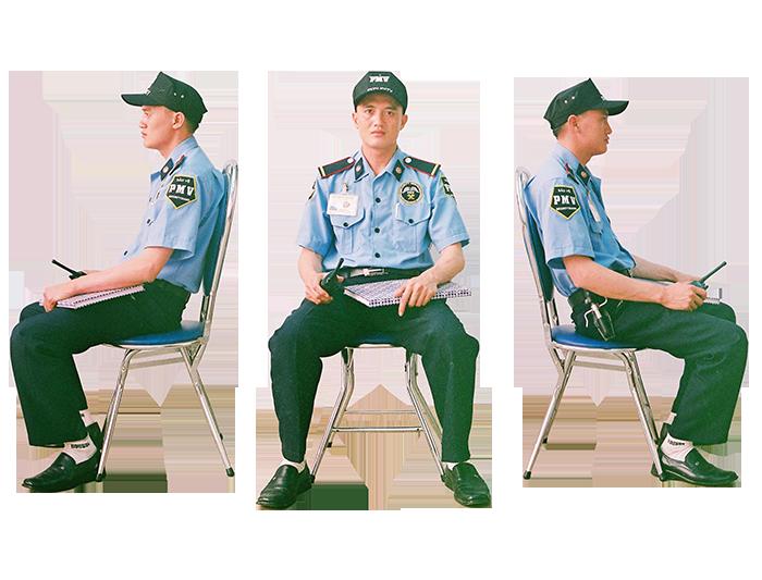 Tư thế Khi ngồi